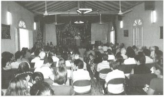 Bessie Vander Valk and Missions in Cuba