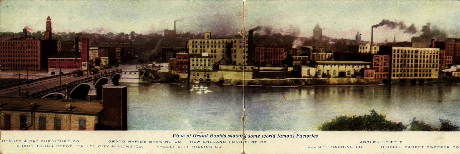 The Dutch and Furniture City (Origins Vol. 37, No. 2)