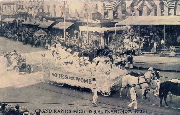 Johannes Groen and Grand Rapids Politics