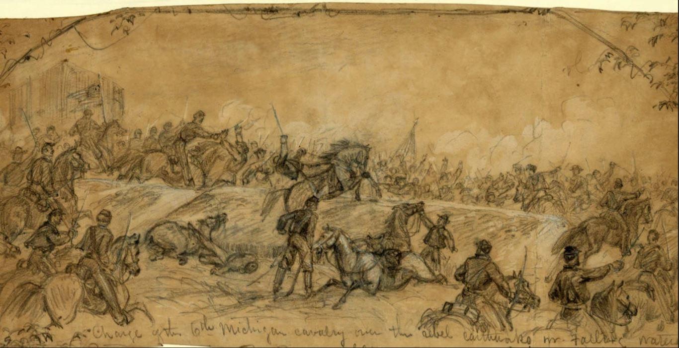 Dutch West Michigan and the Civil War