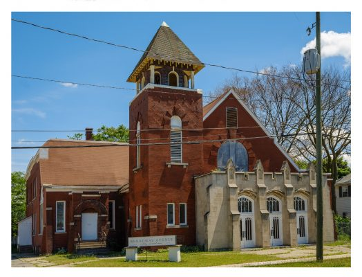 When a Church Building Becomes an Event Venue