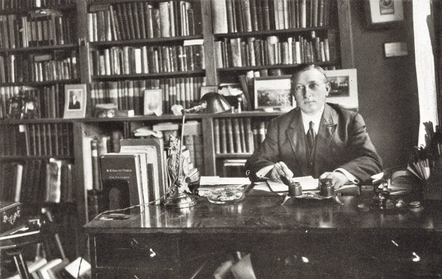 The Strange Story of the Professor and the Dutch Chair