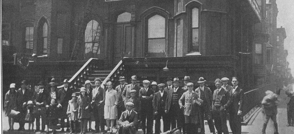 A Home for Dutch Sailors and Immigrants in Hoboken, NJ