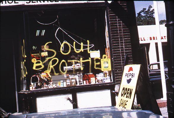 Harold Botts, Community Church, and the Detroit Riots of 1967