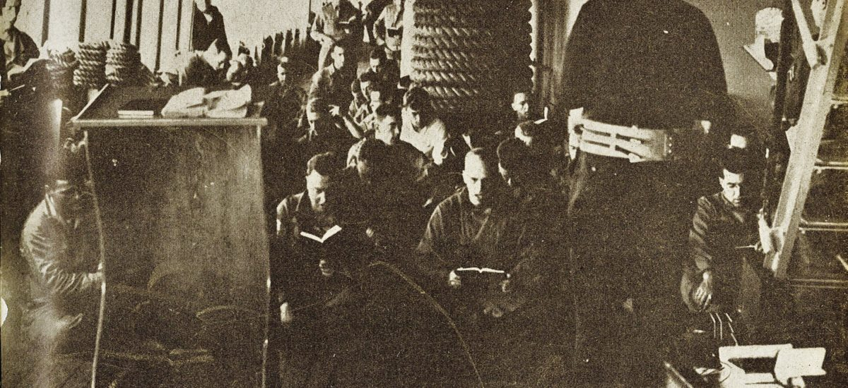 Christian Reformed Veterans of World War II